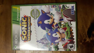SONIC never played XBOX 360