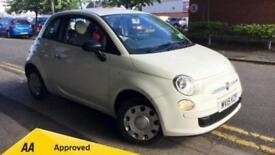2015 Fiat 500 1.2 Pop (Start Stop) Manual Petrol Hatchback