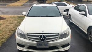 BENZ C300 2009 AMG PACKAGE