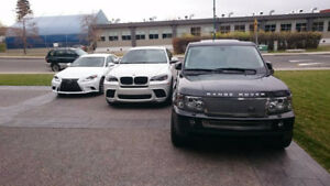 <2008 Range Rover Sport Super Charged + Add Ons>