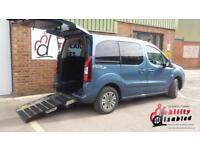2014 Peugeot Partner Tepee Diesel Wheelchair Disabled Accessible Vehicle