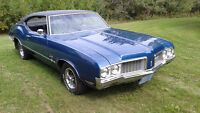 1970 Olds Cutless - For Sale or Trade