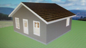 $ 60,900 NEWLY BUILT COTTAGE ON YOUR LOT