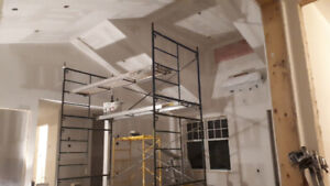 Taking On New Drywall Crackfilling Jobs
