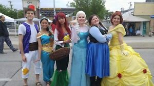 Princess Character Entertainment Company - Parties & Events
