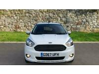 2018 Ford KA Plus 1.2 Zetec 5dr Manual Petrol Hatchback