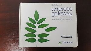 telus high speed modem
