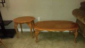 Moving sale~ coffee tables, sofa set, dining room table