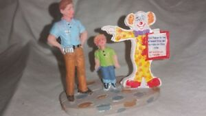 Lemax Carnival Figurine 82501 Tall Enough? (retired)