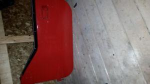 Jeep YJ half doors