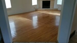 Oak flooring - traditional boards