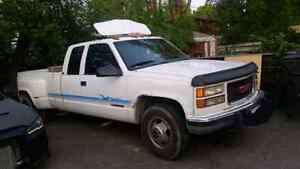 1995 chevy 3500 series dually 6.5 diesel