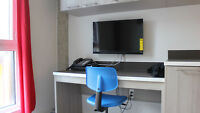 DOWNTOWN CORE FURNISHED STUDENT LIVING- ST CATHYS