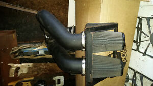 AFE stage 2 cold air intake
