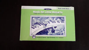 Music For Little Mozarts Flash Cards - NEW