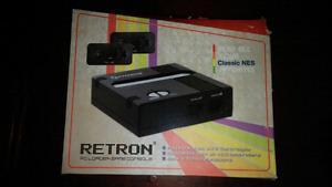 Retron Game System