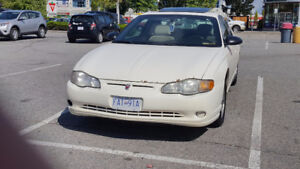 2005 Chevrolet Monte Carlo *REDUCED*