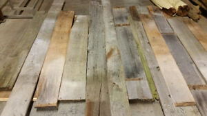 Barn board and beam