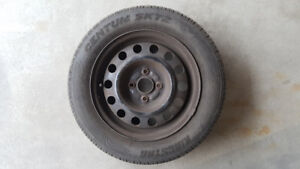 R 14 Rims set of four for sale with free tires
