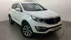 image for 2014 Kia Sportage 1.6 GDi White Edition Manual SUV Petrol Manual