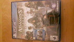 Ps4 assassin creed syndicate