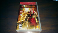 Jeu Sony PSP - God of War - Chains of olympus