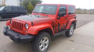 2015 Jeep JK Wrangler Sahara