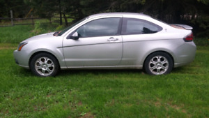 2009 ford focus (parts car)