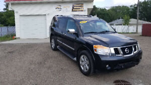 2011 Nissan Armada Platinum Edition I LOADED I No Accidents I