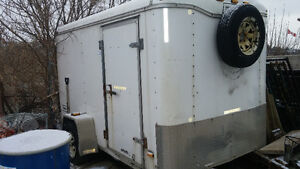 10'x6' ENCLOSED CARGO TRAILER FOR SALE
