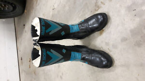 Frank Thomas Motorcycle Boots