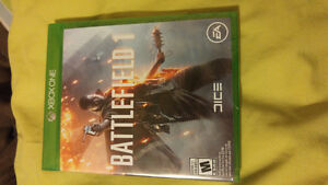 Battlefield1 for xboxone London Ontario image 1