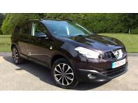 2013 Nissan Qashqai +2 360 4WD CVT Automatic Petrol Hatchback
