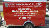 Water heater and Furnace service and repair