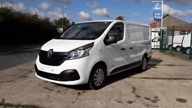 Renault Trafic 1.6dCi 120PS SL27 Business+ With Polyshield Conversion