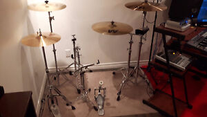 Drum Hardware and Cymbals!! London Ontario image 1