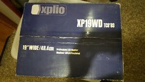 "XPLIO MONITOR - MONIEUR 19"" SP19SD"