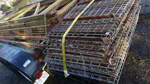 Pallet shelving  Stratford Kitchener Area image 4