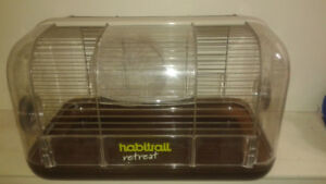 Cage For Hamster or Gerbils $15. Firm