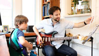 FUN MUSIC LESSONS FOR ANYONE/GUITAR/BASS/UKE - 1ST LESSON FREE!!