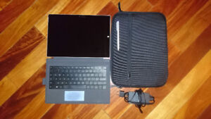 Microsoft Surfcae Pro 3: Core i7, 512GB SS, type cover, and dock