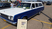 1967 plymouth belvedere station wagon