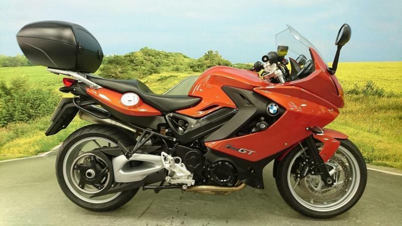 BMW F800GT 2014**2 Former Owners, 8173 Miles, BMW Topbox**