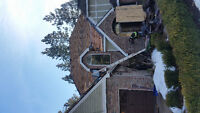 Slopped roofing labourers wanted.