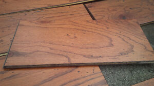High Quality HARDWOOD Flooring - small size - 20 square feet