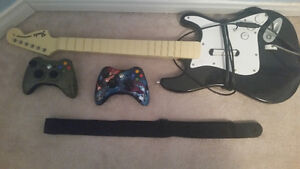 Xbox 360 (used) with Kinect, controllers, and over 30 games Cambridge Kitchener Area image 4