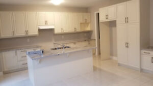 Brand New Kitchen Cabinets with Granite Countertop -Large Island