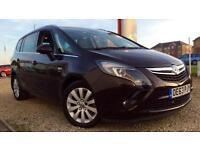 2014 Vauxhall Zafira 2.0 CDTi (165) SE 5dr Automatic Diesel Estate