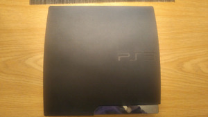 PS3 SLIM + 2 Controllers + Games