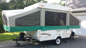 2008 Viking tent trailer/ lightweight